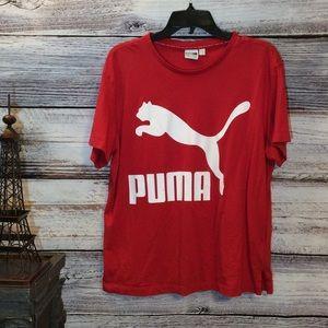 Puma Graphic Tee